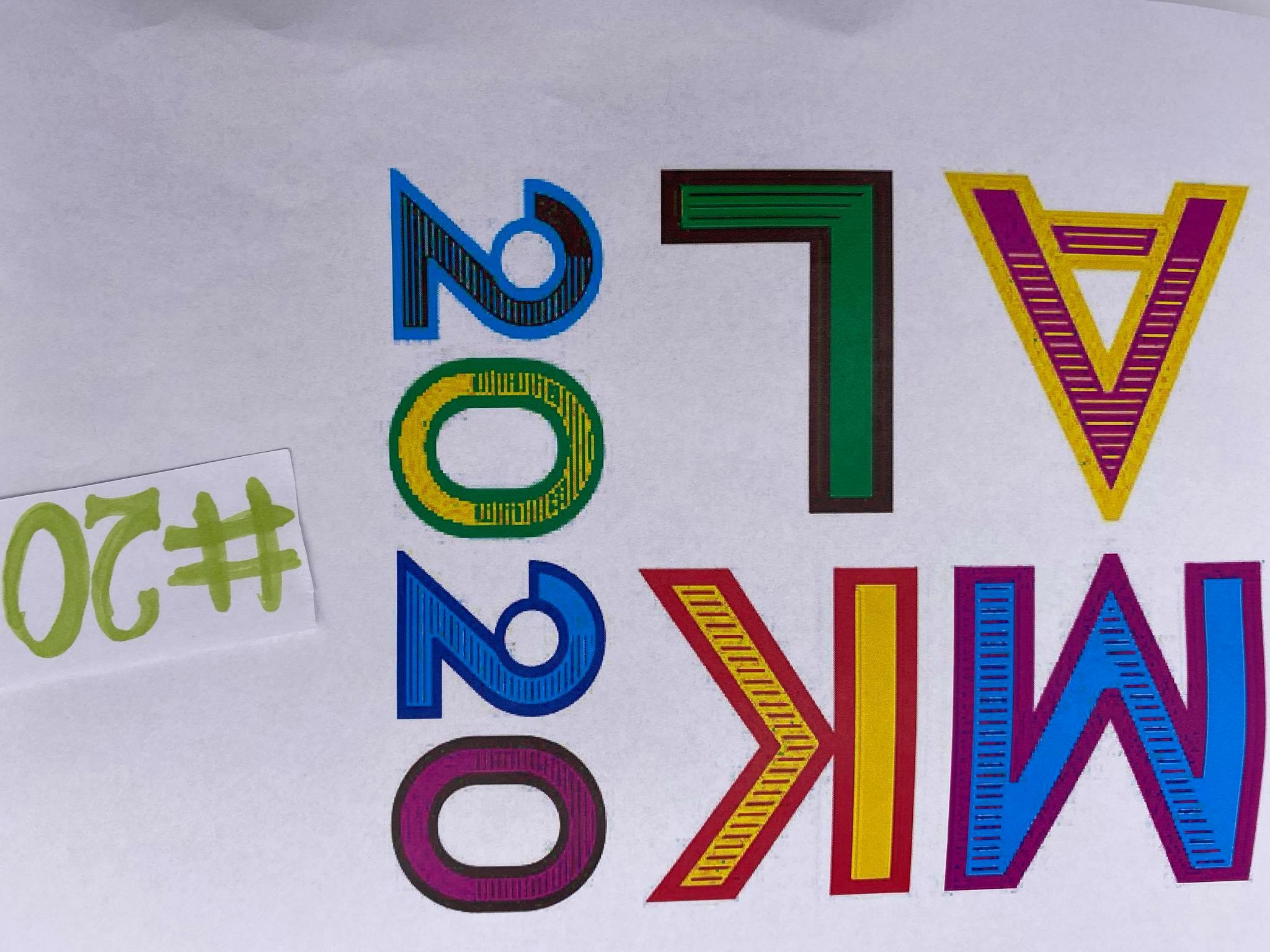 Woll Set Stephen West MKAL Slipstravaganza  #20