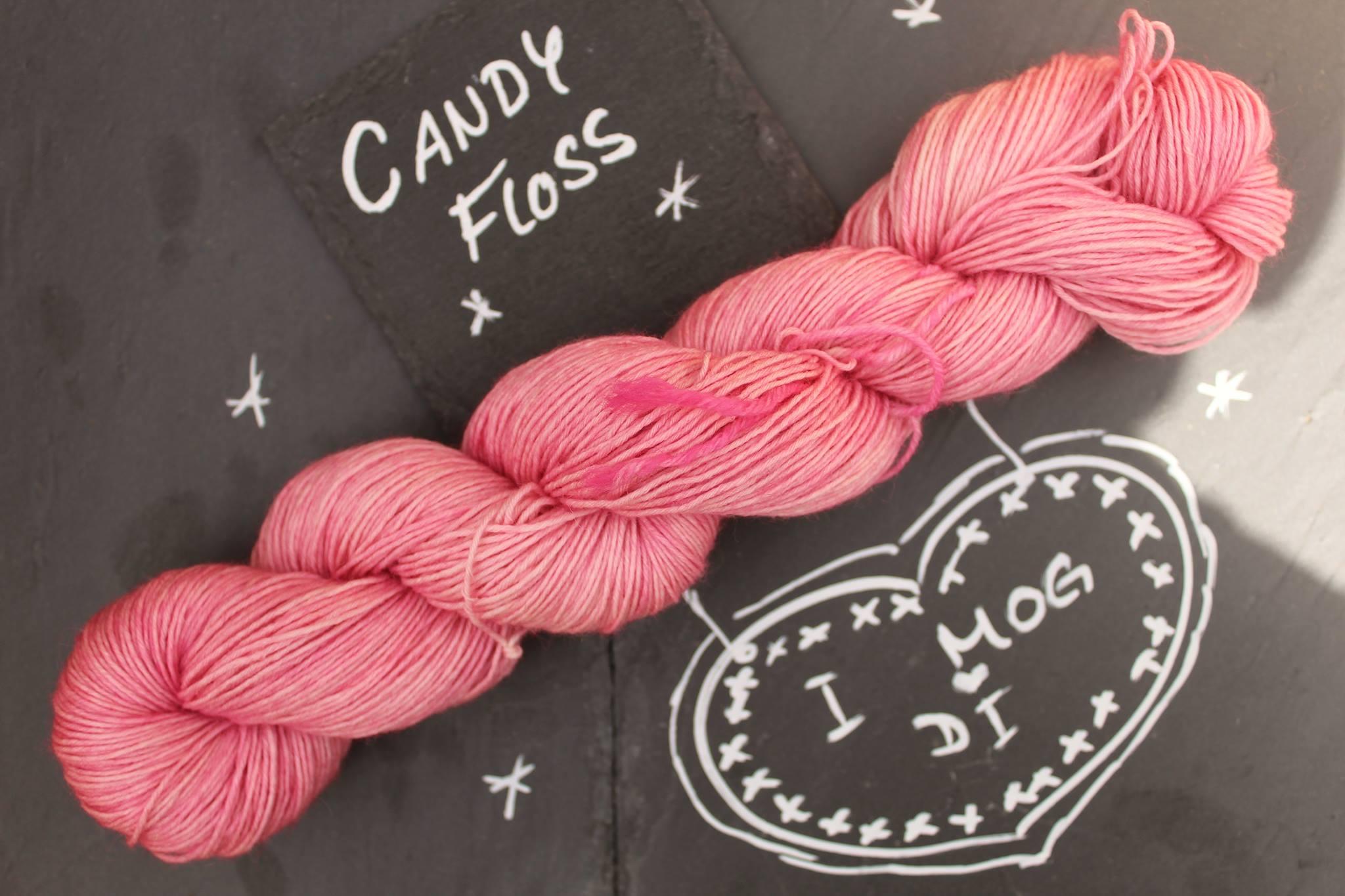 Candy Floss Pure Merino