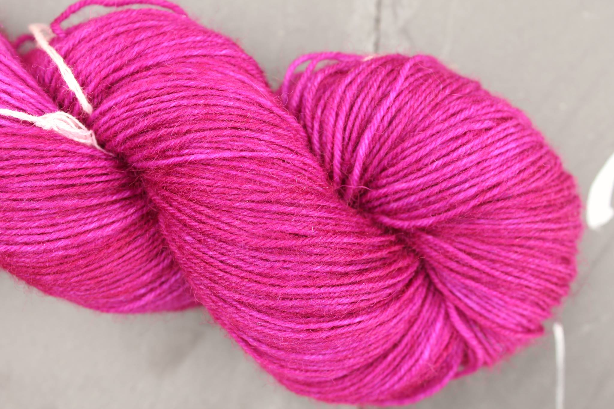 Dirty Pink Seide Merino