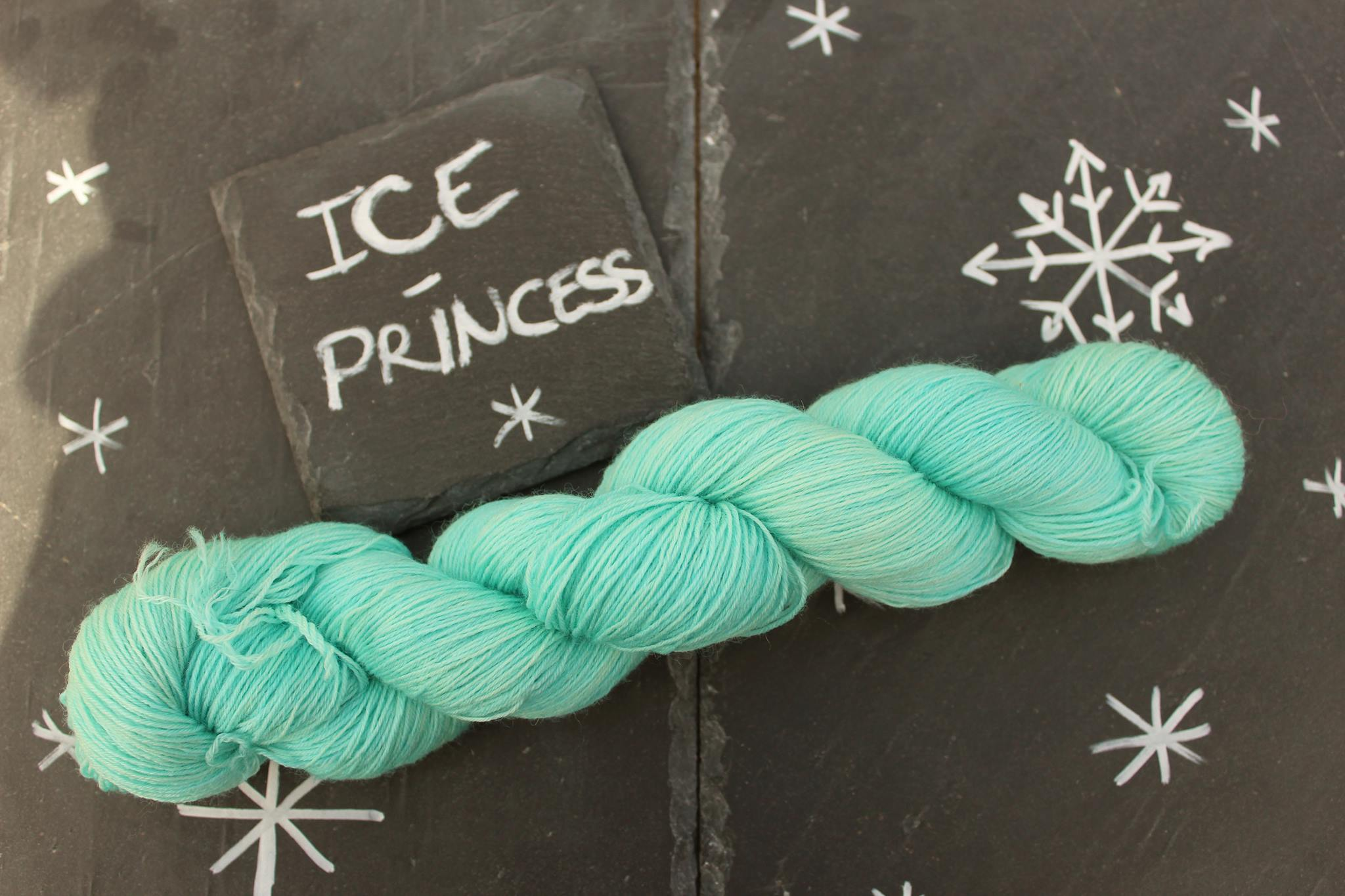Ice Princess Seide Merino
