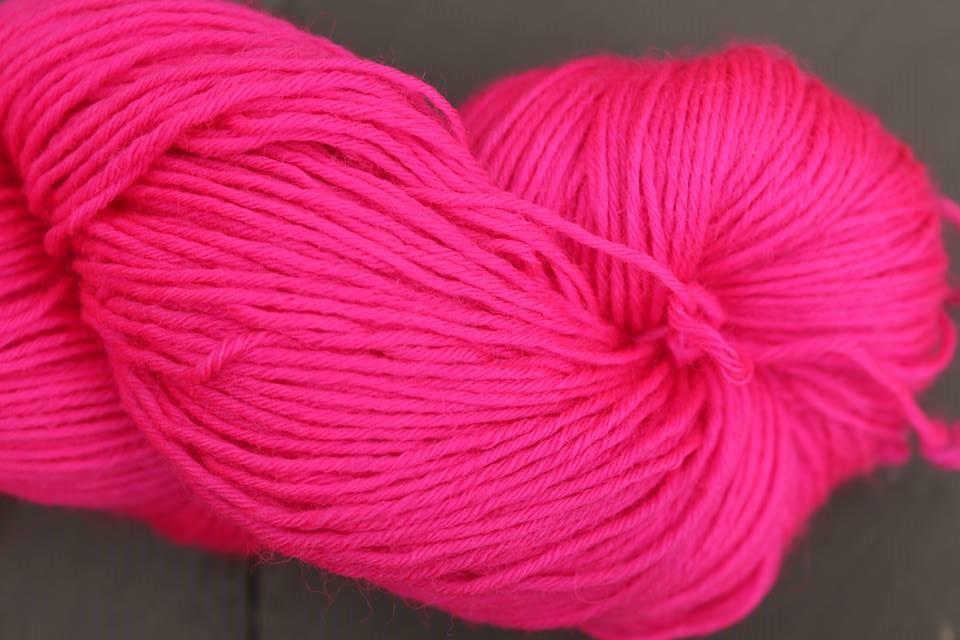 Extreme Pink Pure Merino