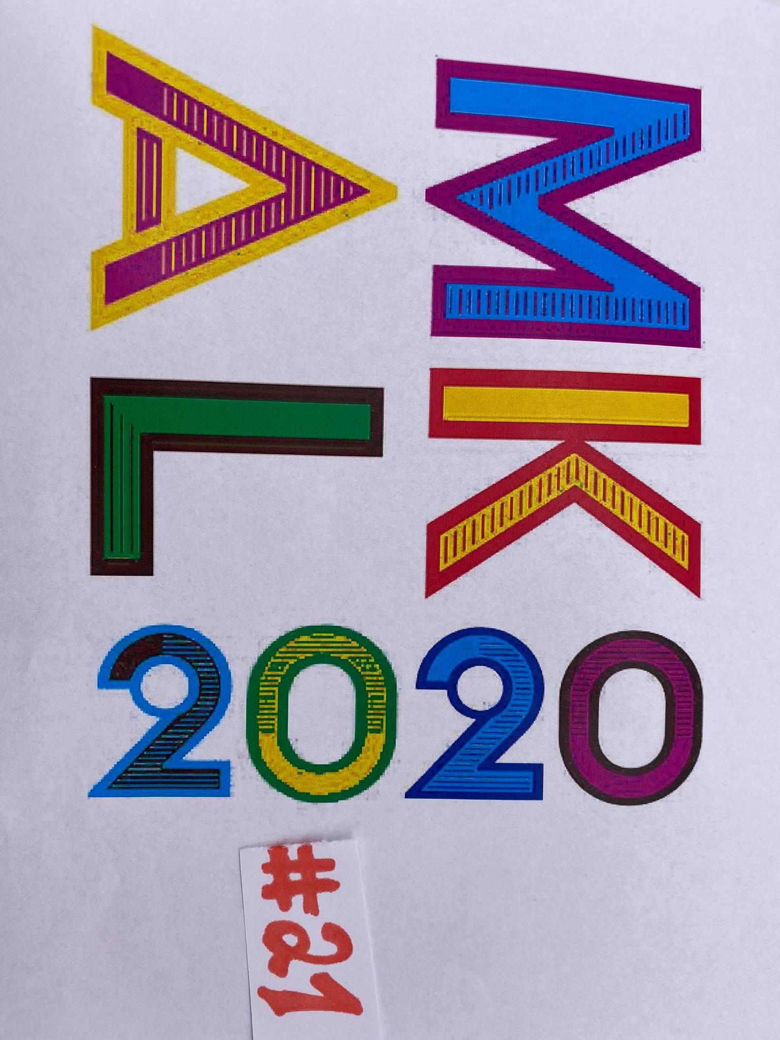 Woll Set Stephen West MKAL Slipstravaganza  #21