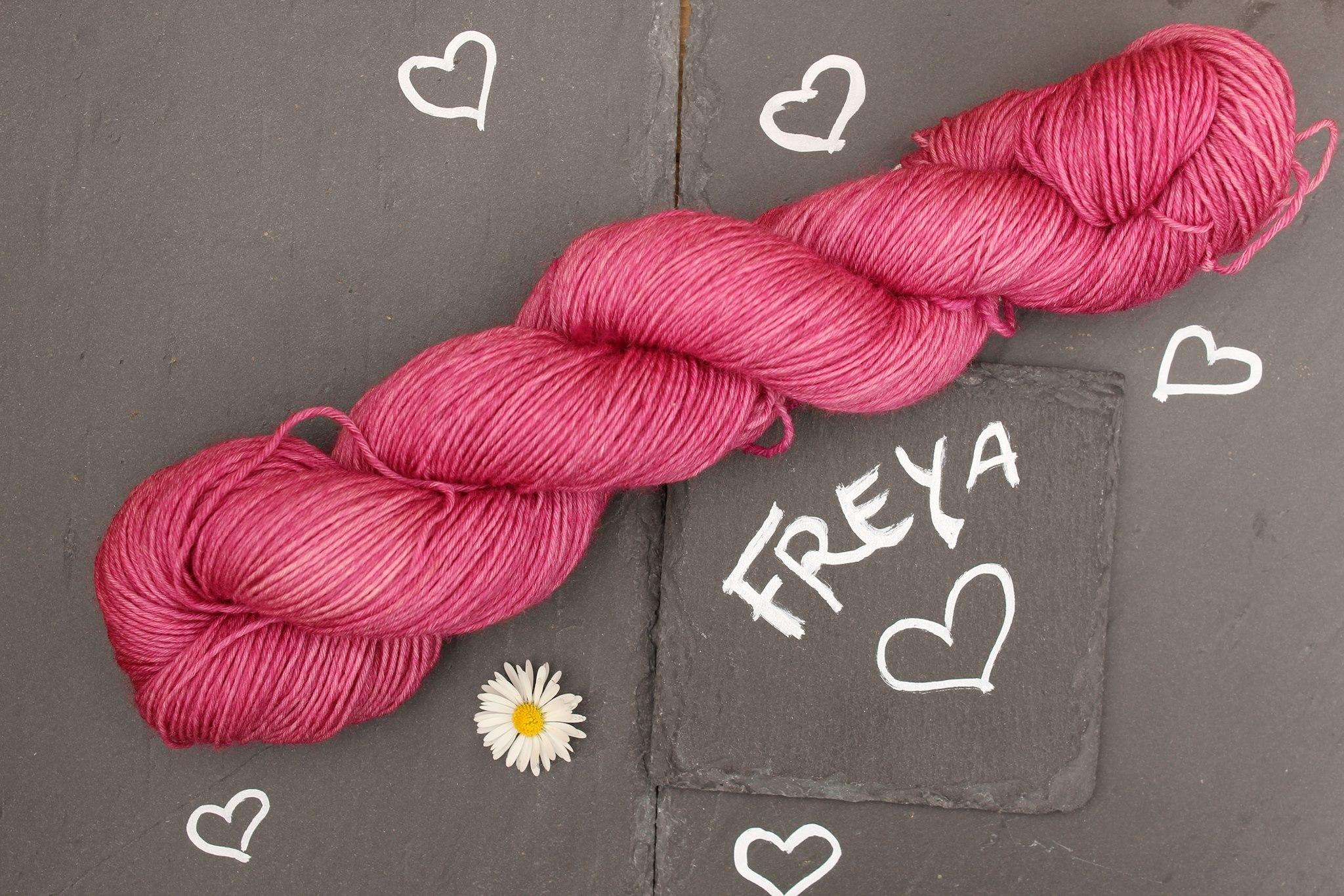 Freya Pure Merino