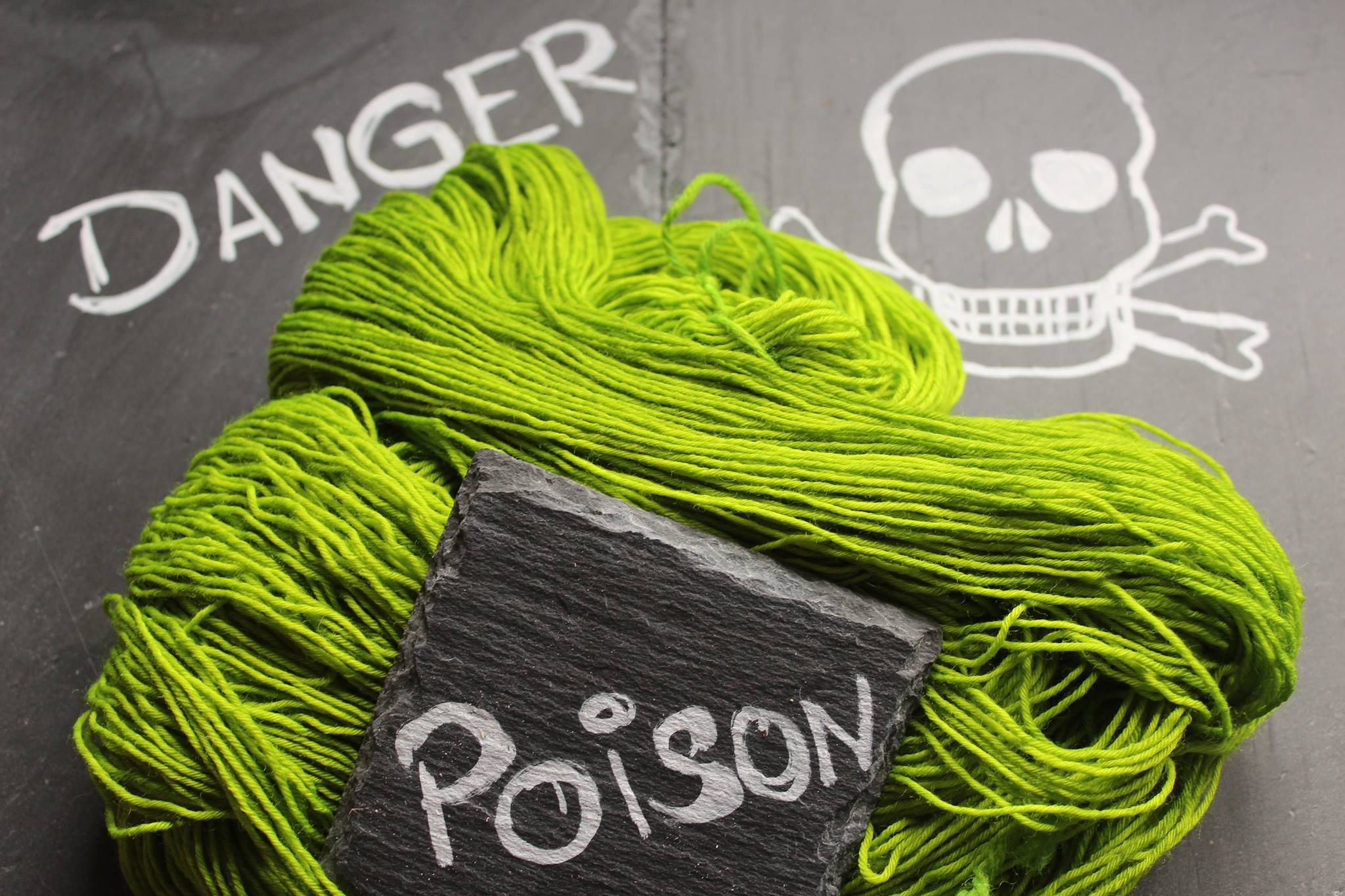 Poison Pure Merino